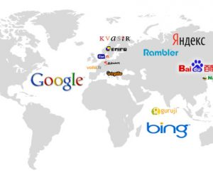 Asia Pacific Search Engine Landscape
