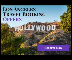 Up to 48% OFF – Los Angeles Travel Booking Discount List