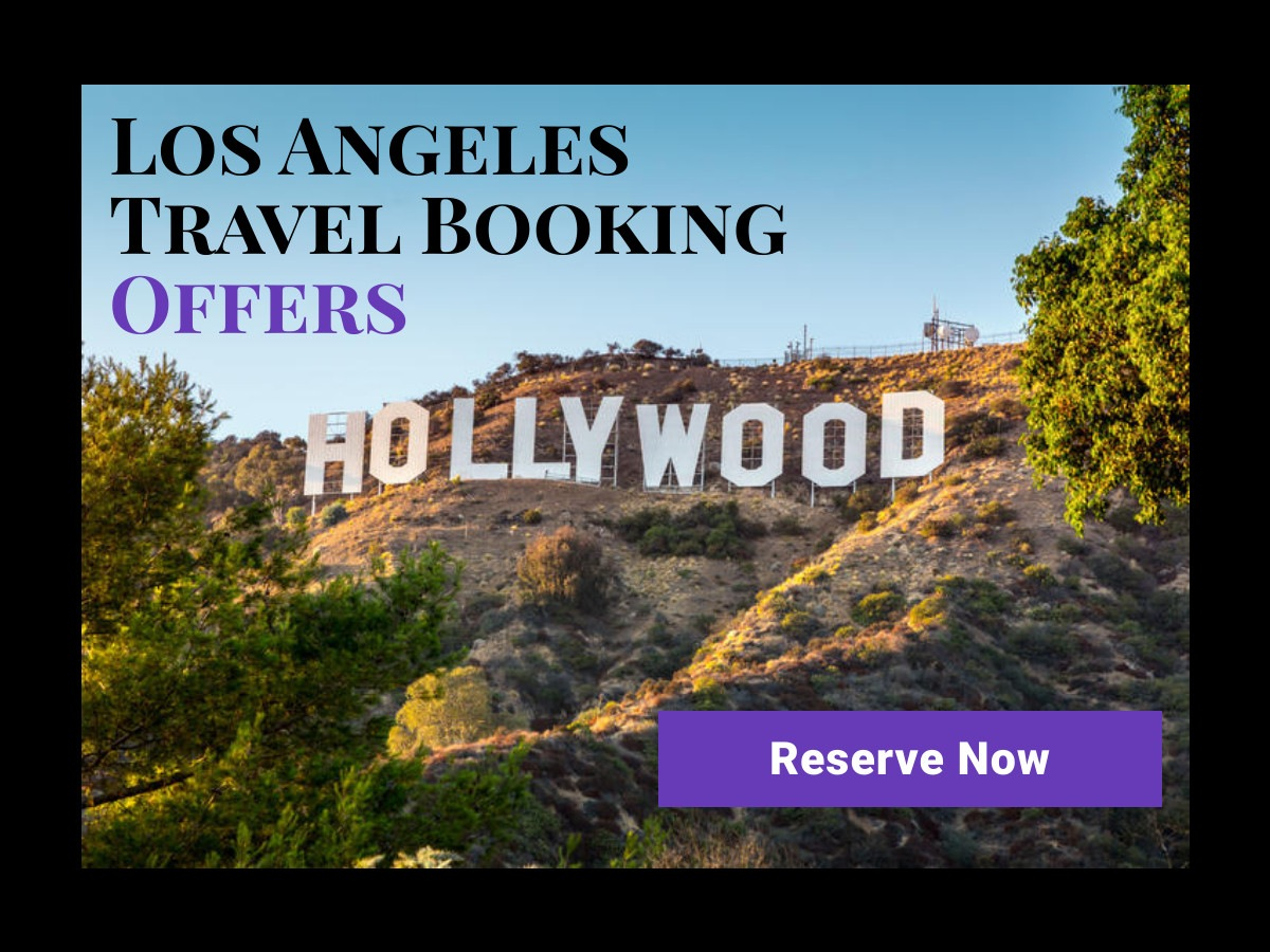 los angeles booking offers