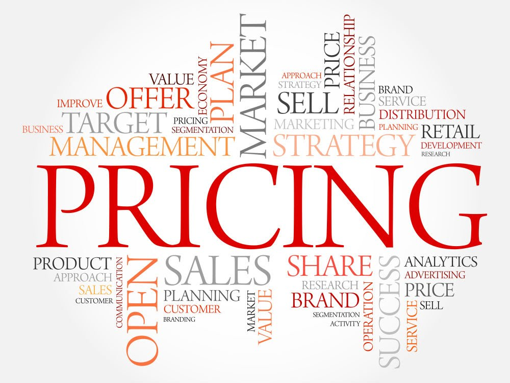 digital pricing strategy
