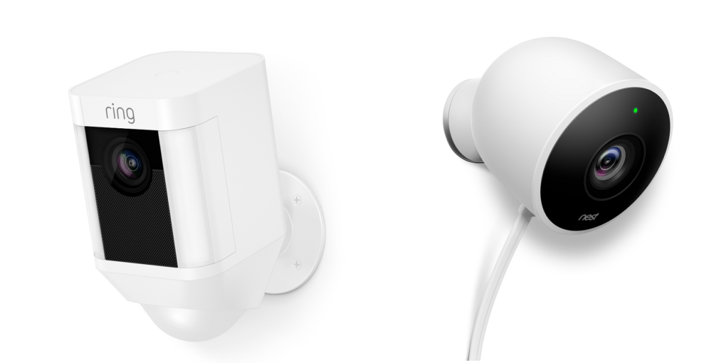 ring and nest camera