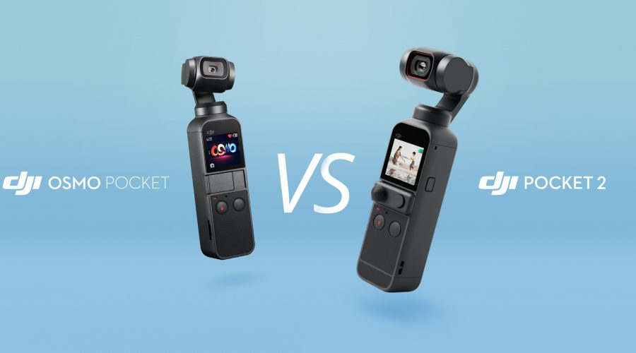 DJI Pocket 2 vs Osmo Pocket, What's the difference?