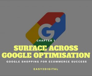 Optimise your Google Shopping Product Feed to Increase Google Organic Traffic and Sales