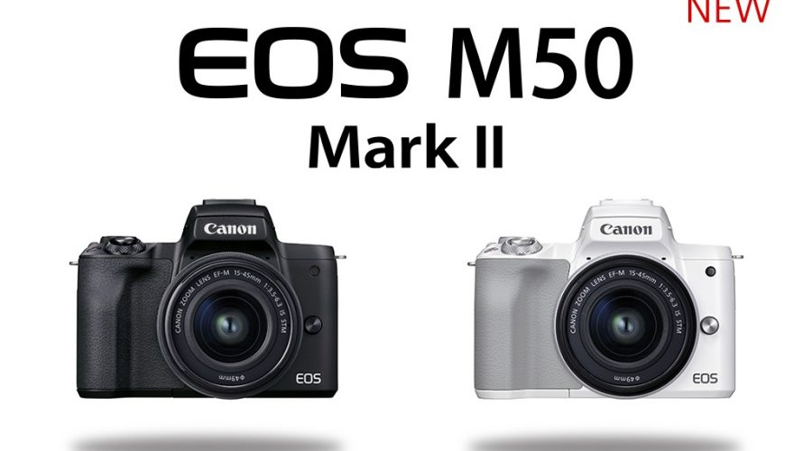 Fit for Facebook, Instagram, Youtube, TikTok Creators? Canon EOS M50 Mark 2 Review