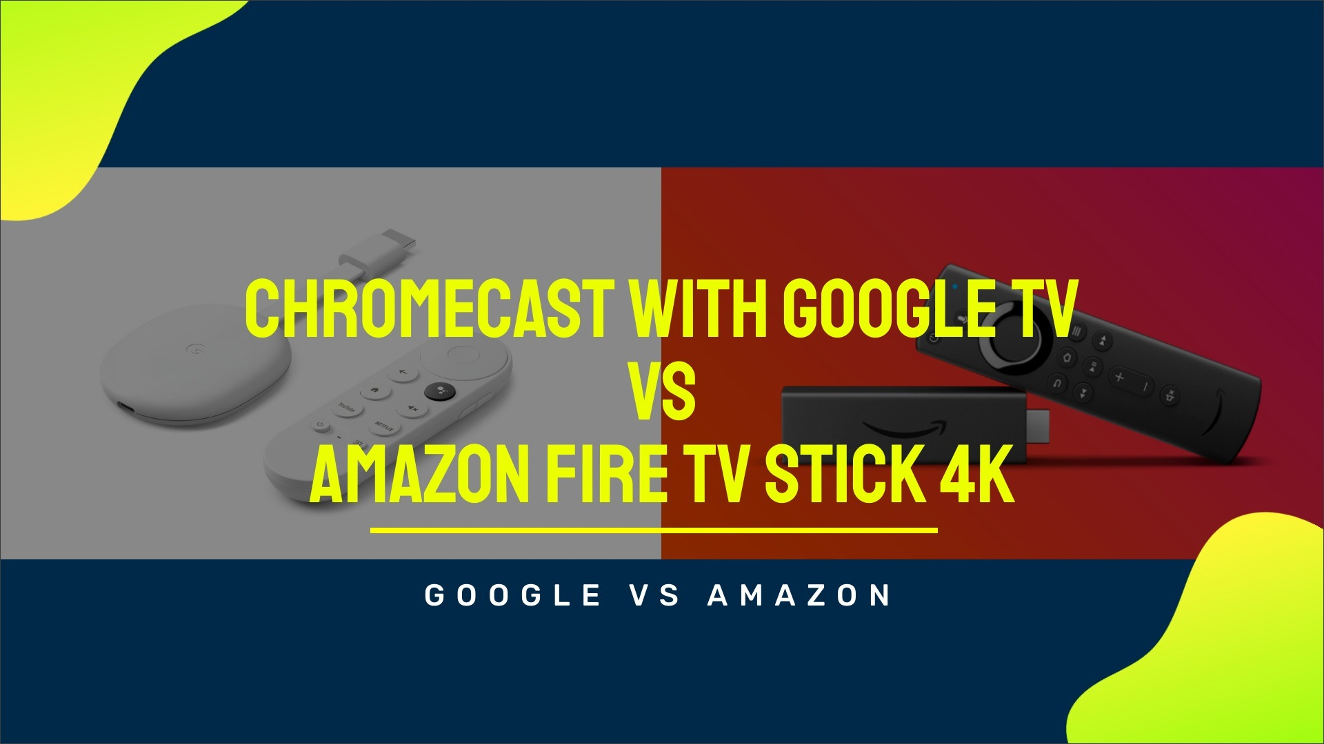 Apple TV & HBO Max App are in both devices finally, which is better? Chromecast with Google TV vs Fire TV Stick | Google vs Amazon