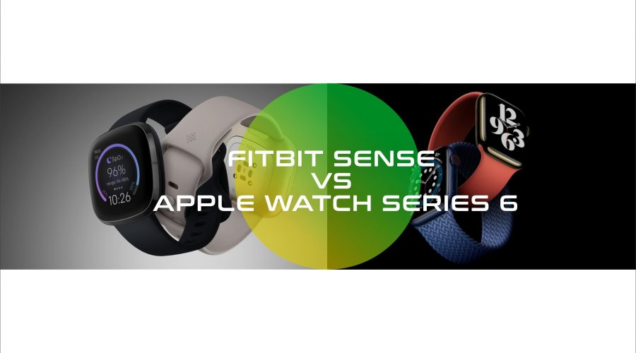 Fitbit Joins the Google Family Officially. Which Better? Apple Watch Series 6 vs Fitbit Sense