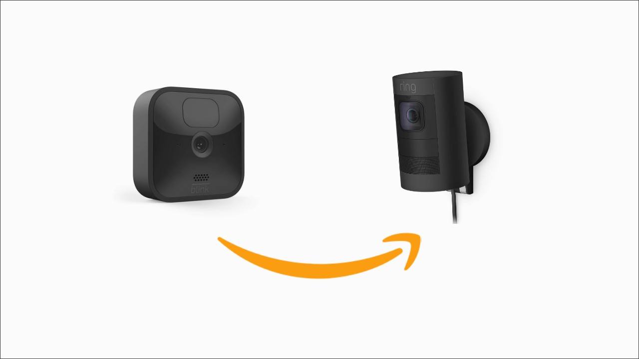 Why Amazon owns 2 Smart Home Security Camera brands? Blink Outdoor Camera vs Ring Stick up Camera
