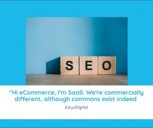 3 Ways to Scale up SaaS SEO, Which Are Commercially Different With eCommerce SEO