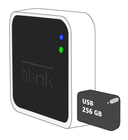 blink outdoor camera