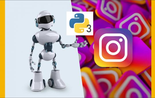Python Tutorial 14 for Growth Hacker & Digital Marketer – Using Selenium for creating an Instagram Bot to Boost Visibility and Grow Followers